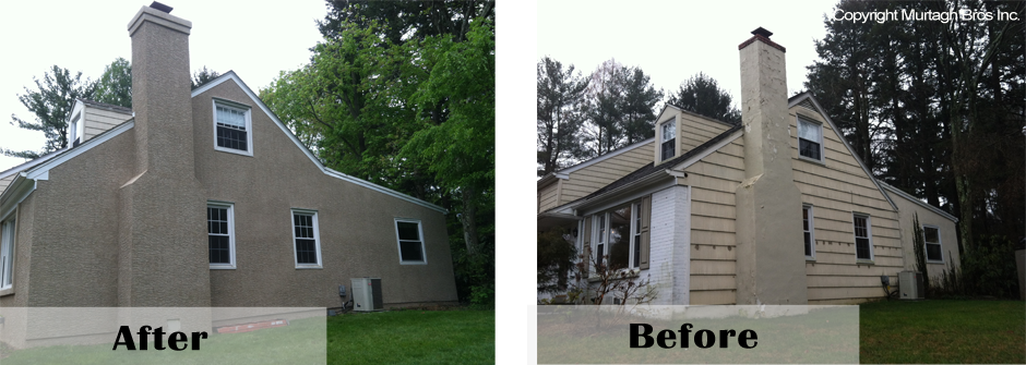 Exterior Remodeling Before And After