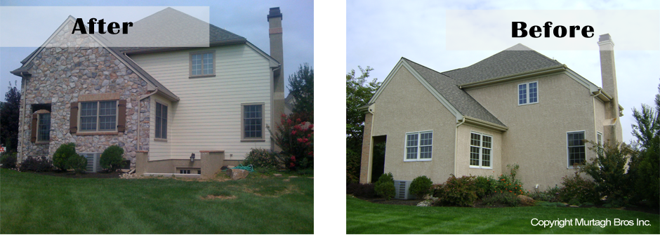 Exterior home remodeling contractors pa interior renovation experts - Exterior home improvements ...