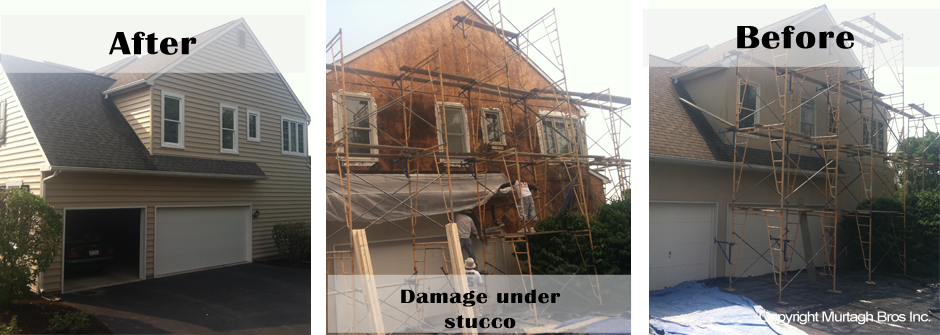 Stucco Remediation Bryn Mawr